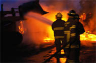 Basic and Advanced Fire Fighting Course
